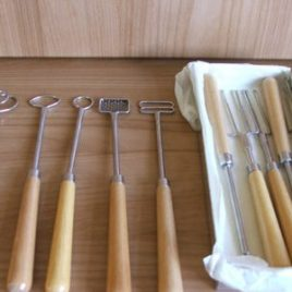 Chocolate Dipping Tools