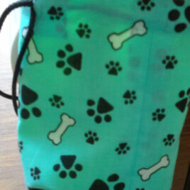 Lightweight Collection Dog Treat Bags